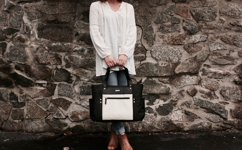 My Diaper Bag Essentials For Two With Jj Cole Hanna J Smith