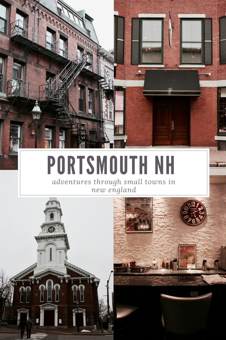 Tour the Town : Portsmouth, NH