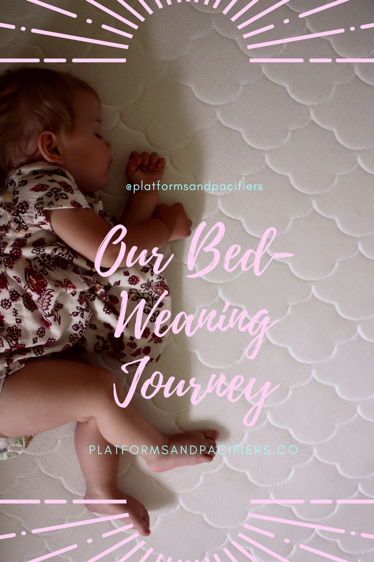 "Sleepy Head in Your Own Bed! Our Journey in ""Bed Weaning"""