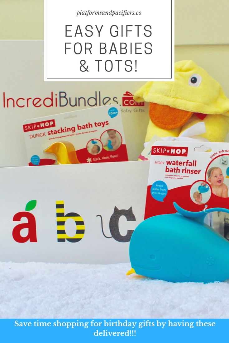 Incredibly Easy Gifts with IncrediBundles
