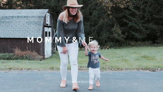 Look of the Week : Mommy and Me Style {10.24.17}