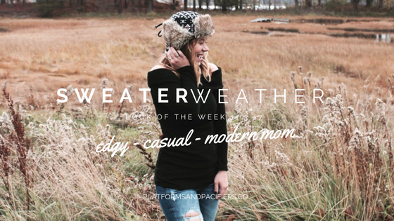 Look of the Week : Sweater Weather  {11.4.17}